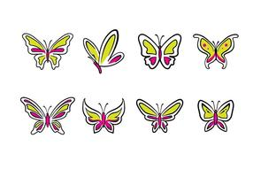 Papillon Vektor