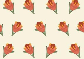 Kleurrijk Protea Patroon