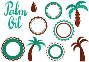 Vetores de palma grátis