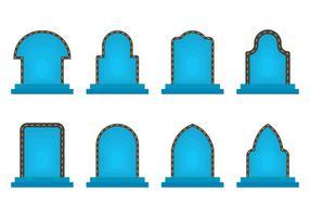 Icono de Portal vector