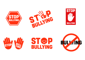 Gratis Bullying Vector