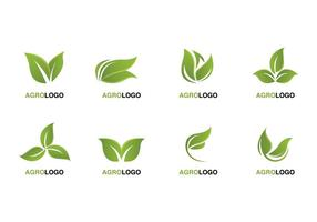 Freier Agro Logo Vektor