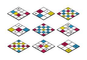 Ícones grátis para jogos de Sudoku