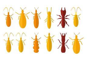 Freier Termiten-Vektor