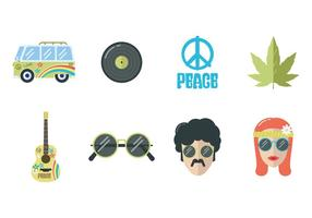 Vector Hippie Libre