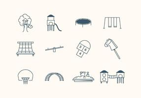 Free Child Playground Vector