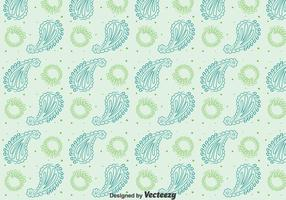 Cachemire Seamless Pattern Vector
