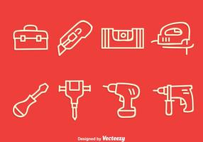 Outils de construction Vector Icon Icon