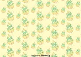 Happy Kalash Seamless Pattern