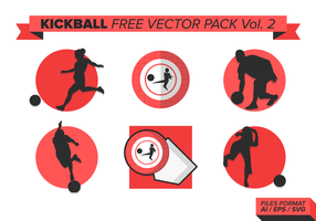 Kickball Free Vector Pack Vol. 2