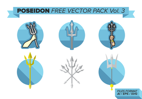 Poseidon Libre Vector Pack Vol. 3