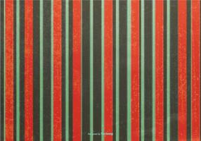 Christmas Grunge Stripes Background