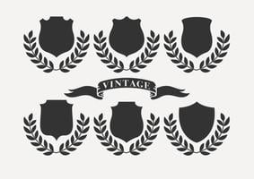 Rétro Vintage Labels