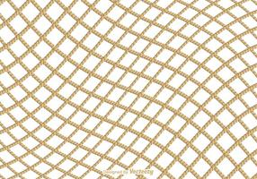 Free Fishing Net Vektor Textur