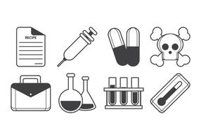 Gratis Medic Pictogram Vector