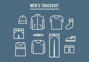 Männer Trainingsanzug