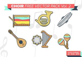 Choir Free Vector Pack Vol. 2