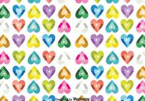 Fondo de lentejuelas de corazón