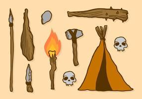 Icone vettoriali gratis Ice Age