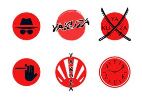 Free Yakuza Vector