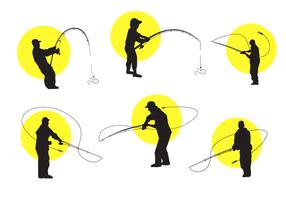 Free Angler Vector