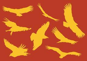 Iconos libres del cóndor