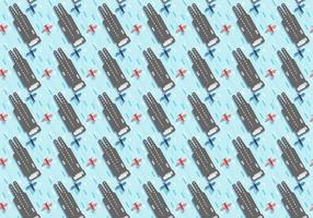 Vetor de jogo de aeronave grátis