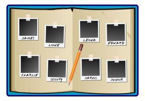 L'annuaire des enfants note simple