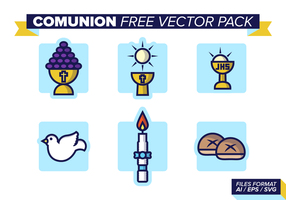Comunion free vector pack