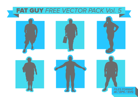 Vol. Grasso gratuito Vector Pack Vol. 3