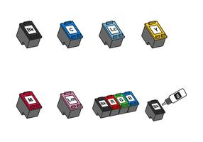 Ink Cartridge Icon