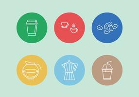 Vector-coffee-icons