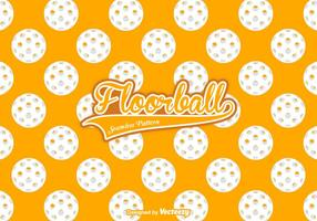Gratis Floorball Vector Patroon