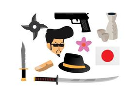 Vector Yakuza gratis
