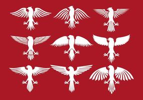 Iconos polacos del águila