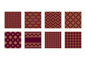 Free Songket Pattern Vector