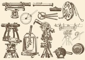 Instrumentos de precisión Sepia