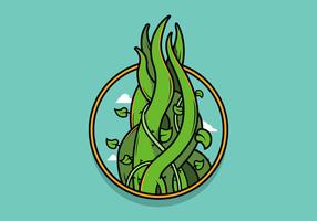 Vector libre Beanstalk
