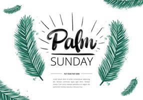 Palm Sunday Background