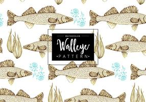 Free Walleye Pattern