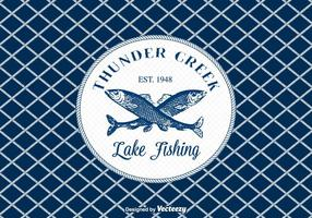 Gratis Fiske Vector Bakgrund