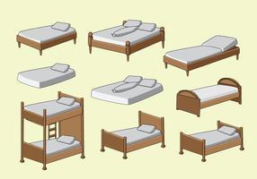 Vector colchón gratis
