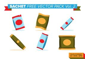 Sachet Free Vector Pack Vol. 2