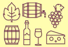 Free Wine Vector