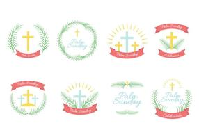 Gratis Palm Sunday Vector