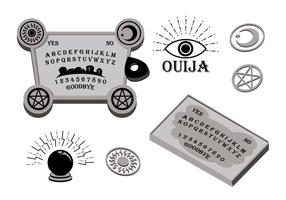 Gratis Ouija Vector