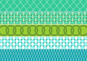 Crosshatch Pattern Free Vector