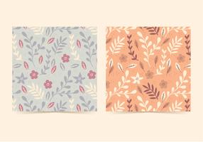 Vektor blommönster