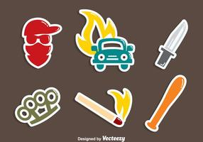 Hooligans Element Vector