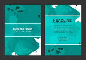 Free Vector Business Brochure